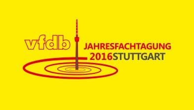vfdb-Jahresfachtagung 2016 in Stuttgart